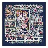 Xiyadie's papercutting artworks