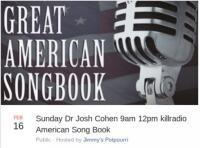 Killradio Interview with Dr. Joshua L Cohen Media Psychologist
