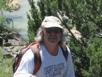 Documenting petroglyphs near Lyman Lake, Arizona
