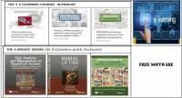 Full EPMIES COURSES on occupational biomechanical overload: 3 books, 3 e-learn