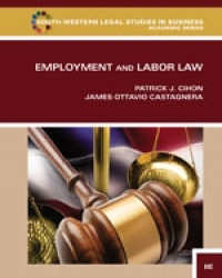 Cover of the 8th edition of my labor alw textbook
