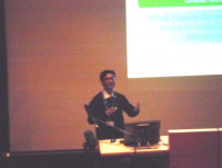 Matheron Lecture - 2011