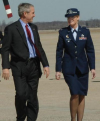 On the Ramp at Andrews AFB