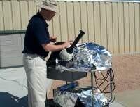 Measuring Direct Normal Solar Spectral Distribution