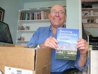 Environmental Conflict book just arrived