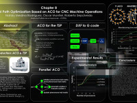 Chapter 8. Tool Path Optimization Based on ACO for CNC Machine Operations.