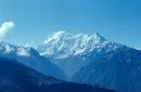 Lang Tang Peak, Nepal