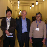 Yukawa-Tomonaga Symposium at Kyoto(Dec 2006)